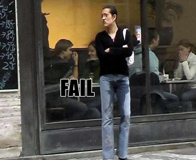 fotos fail