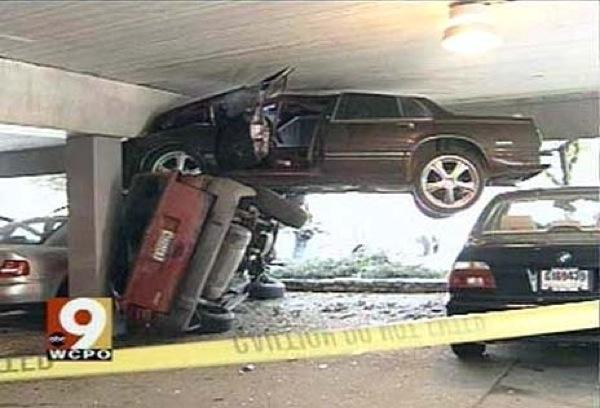 fotos reais de acidentes inexplicaveis