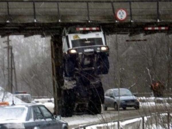 motorista ruim foto
