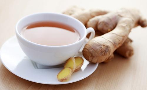 Chá de Gengibre para Emagrecer